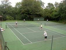Tennis at Abinger Sports Club